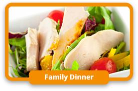 Family Dinner Program