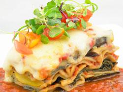 Zen Veggie Lasagna