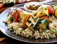 vegetarian-kabob