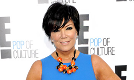 Kris Jenner Gets Food Delivered To Her Door - Z.E.N. Foods