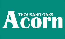 Thousand Oaks Acorn Logo