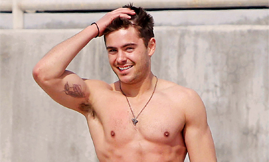 Zac Efron's Diet and Workouts - Z.E.N. Foods