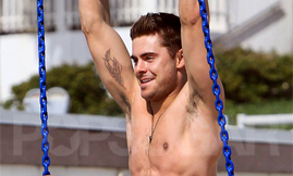 Zac Efron Takes a Z.E.N. Foods Approach to His Healthy Diet