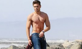 Bulky Zac Efron Goes on a Diet! - Z.E.N. Foods