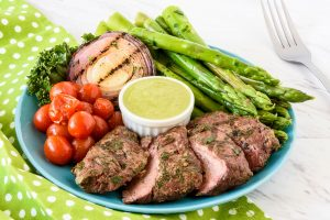 Paleo Meal Delivery Steak Photo ZenFoods