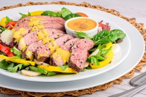 ZenFoods Weight Loss Meal Plan Delivery Lunch Steak Pic