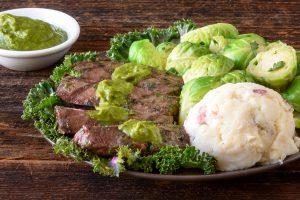 Weight Loss Meal Plan Delivery Steak Pesto ZenFoods
