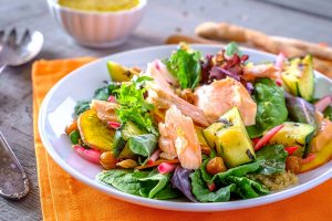 Weight Loss Meal Plan Delivery Salmon ZenFoods