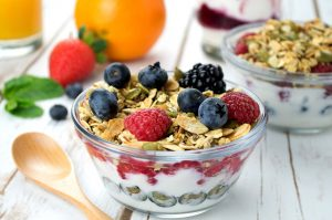 ZenFoods Weight Loss Meal Plan Delivery Dessert Bowl