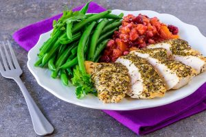 Paleo Meal Delivery Service Sample Dish 1