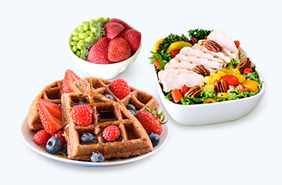 Weight Loss Meal Diet Delivery Service