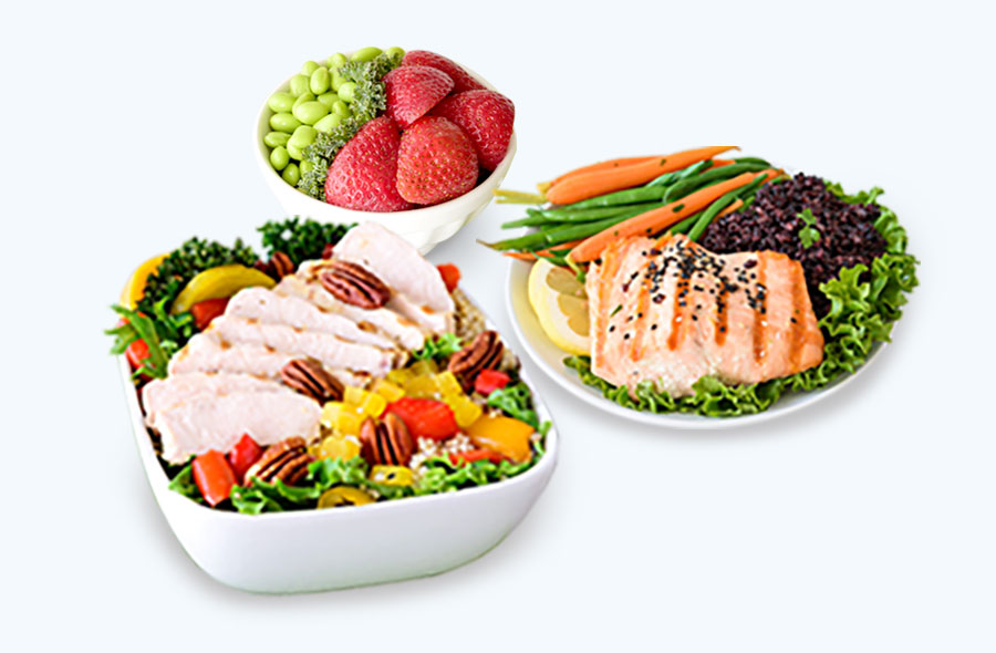 💪 Best Weight Loss Meal Diet Delivery Service | Z.E.N Foods