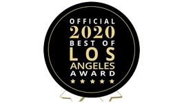ZEN Foods is awarded Best Personalized Food Delivery Service Award by Best of Los Angeles Award Community